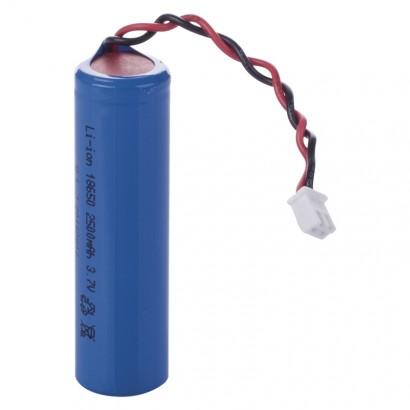 Náhradní Li-ion baterie ke svítilně P4518, 3,7 V/ 2,5 Ah