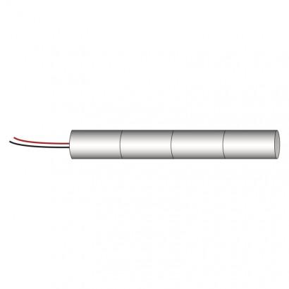 Náhradní baterie do nouzového světla, 4,8 V/2500 mAh C NiCd