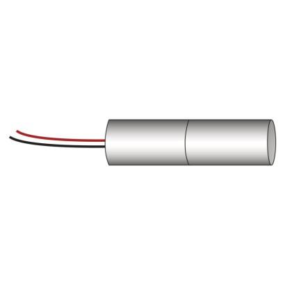 Náhradní baterie do nouzového světla, 2,4 V/4500 mAh D NiCd