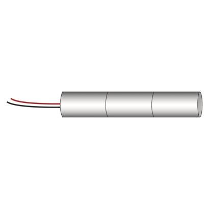 Náhradní baterie do nouzového světla, 3,6 V/4500 mAh D NiCd