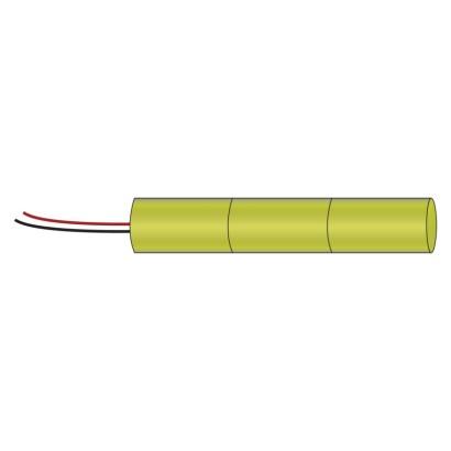 Náhradní baterie do nouzového světla, 3,6V/1300D AA NiMH