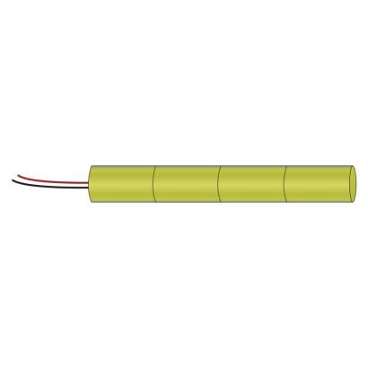 Náhradní baterie do nouzového světla, 4,8V/1300D AA NiMH