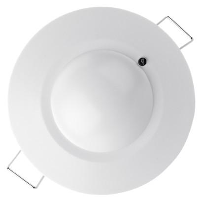 MW senzor (pohybové čidlo) IP20 1200W bílý