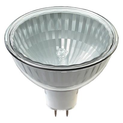 Halogenová žárovka MR16 16W GU5,3 teplá bílá, stmívatelná