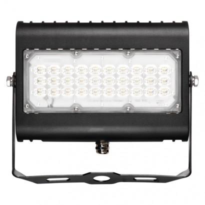 LED reflektor PROFI PLUS černý, 50W neutrální bílá