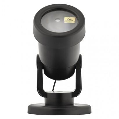 Laserový dekorativní projektor – zel./červ. teč., ovl., čas.