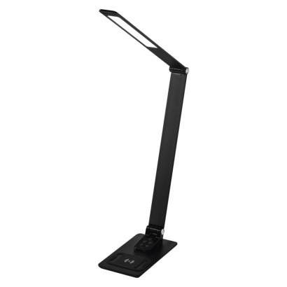 LED stolní lampa MARIO, černá