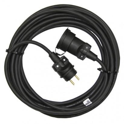 1f predlžovací kábel 3×1,5mm2, 35m
