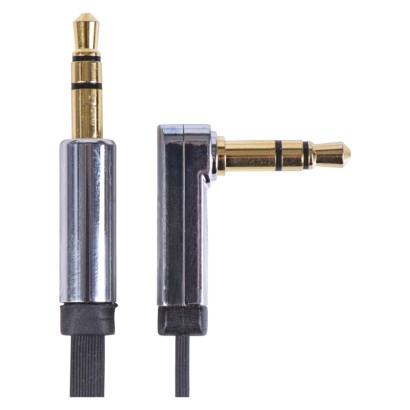 JACK kabel 3,5mm stereo, vidlice - 3,5mm vidlice 1m