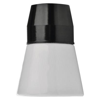 Objímka na žárovku E27 plastová/keramická 1332-146, 10 ks