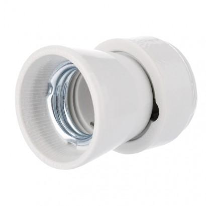Objímka na žárovku E27 keramická 1334-607