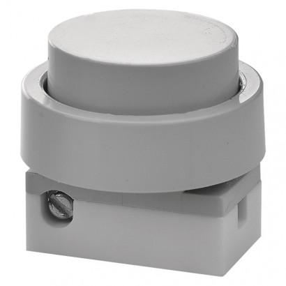 Spínač jednopólový tlačítkový vestavný 3274-01871 šedý
