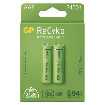 Nabíjecí baterie GP ReCyko 2500 AA (HR6)