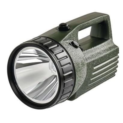 LED nabíjecí svítilna P2307, 380 lm, olov. aku 4000 mAh