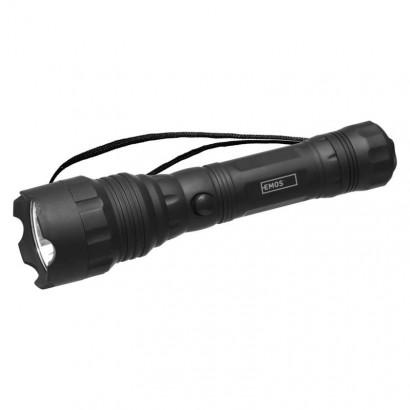 LED ruční svítilna P3828, 217 lm, 3× AAA