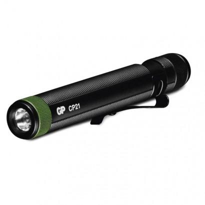 LED kapesní svítilna GP Discovery CP21, 20 lm