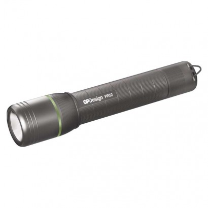 LED nabíjecí ruční svítilna GP Design PR52, 450 lm