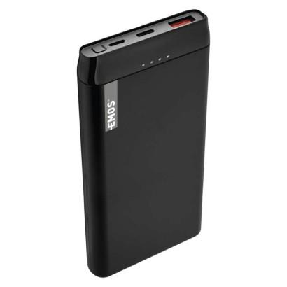 Powerbanka EMOS AlphaQ 10, 10000 mAh, černá