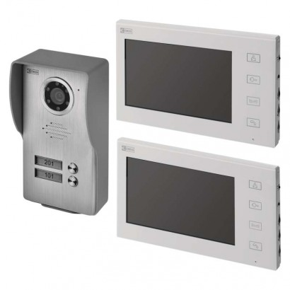 Sada videotelefonu EMOS RL-10B pro 2 účastníky