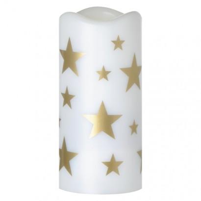 LED dekorativní projektor – hvězdičky, vnitřní