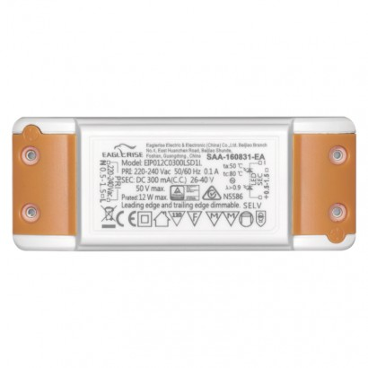 Triak. Driver pro LED panel 12W