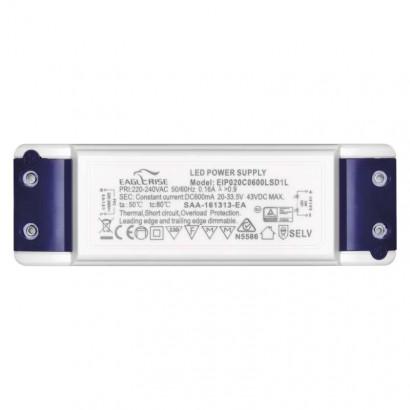 Triak. Driver pro LED panel 20W
