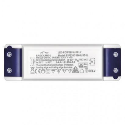 Triak. Driver pro LED panel 30W