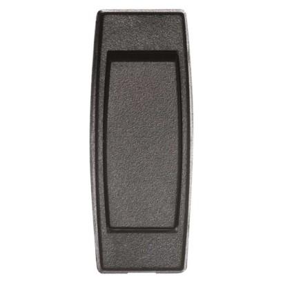Spínač jednopólový šňůrový průchozí 3251-01910 černý