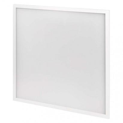 LED panel 60×60, čtvercový vestavný bílý, 40W neutr. b. UGR-světelný tok: 3 800 lm
