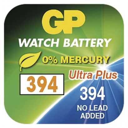 Knoflíková baterie do hodinek GP 394F (SR936)
