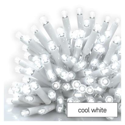 Profi LED spojovací řetěz bílý, 5 m, venkovní i vnitřní, studená bílá